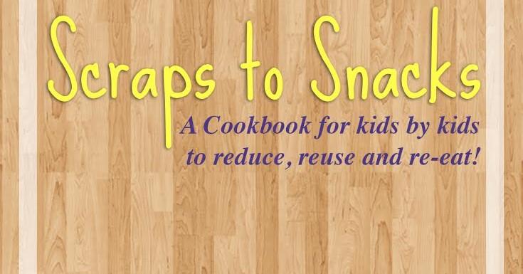 Scraps to Snacks FREE ebook